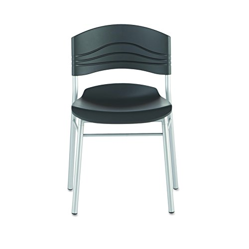 Iceberg ICE64517 CafeWorks Cafe Chair with Heavy Gauge Steel Frame, 21
