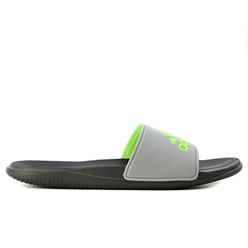adidas Carozoon PL Flip Flop Slide Sandal - Black/Green/Grey - Mens - 10 -  Buy Online in UAE. | Apparel Products in the UAE - See Prices, Reviews and  Free ...