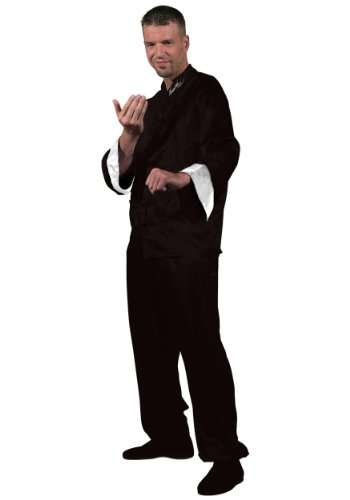 Bruce Lee Kung Fu Costume - M