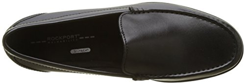 Rockport Classic Loafer Venetian Black II, Mocassini Uomo nero