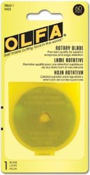 Bulk Buy: Olfa Rotary Blade Refill 60mm 1/Pkg RB60-1 (2-Pack) by OLFA