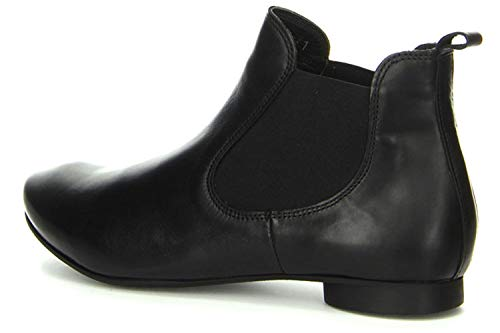 Size Classic Women's 5 Length Chelsea Short Think Black 9 Boots Cold Lined Boot Guad ZwxqYRP