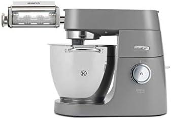 Kenwood KAX93.A0ME-Accesorio para Robot de Cocina (Incluye Embudo, Cuchara y Cepillo de Limpieza, Carcasa de Acero Inoxidable cromada): Amazon.es: Hogar