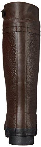Viking-schoenen 15 Hoge Rubber Geïsoleerde Laars Bruin