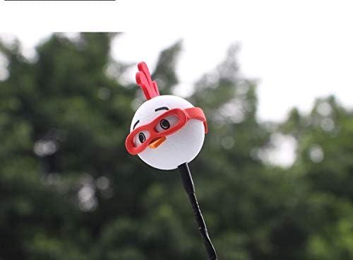 J Longsheng 2020 New Car Antenna Ball EVA Car Top Aerial Topper Car Antenna Topper Aerial Ball
