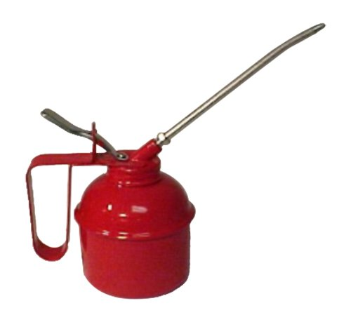 LUBEQ 05115 Pump Oiler with Handle, 1 Pint and 6 Inch Rigid Spout
