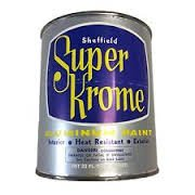 5310 Qt Goldleaf Finish - Superkrome Aluminum