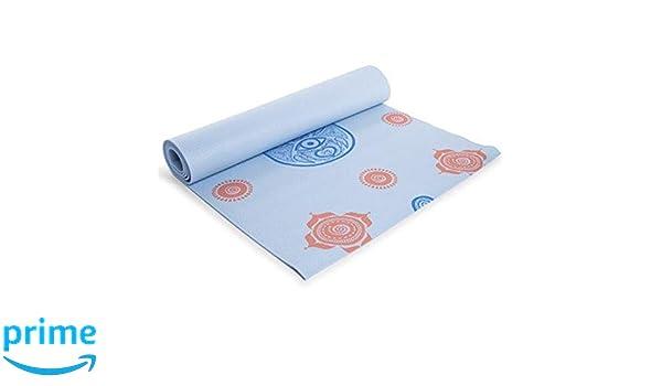 Amazon.com : Series 8 Fitness 5mm Thick Designer Yoga mat ...