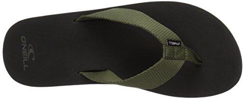 O'Neill Men's Bolsa Sandal Flip-Flop, Army, 10 Medium US by O'Neill (Image #7)