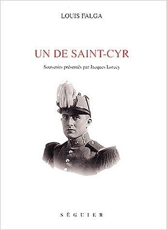 Livre Un de Saint-Cyr pdf