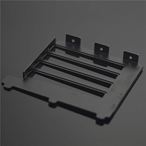 GPU Aluminum Vertical Mount - Black