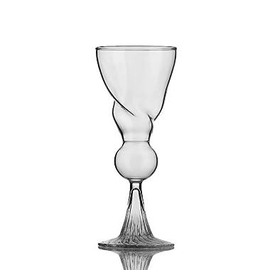Absinthe Glass – Spiral