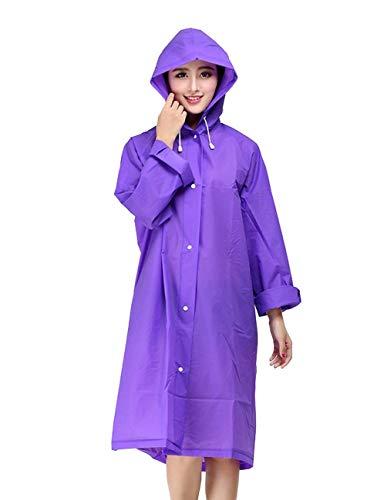 Transparent À Modernas Vent Capuche Rainponcho Rose Haidean Pluie Männertel Imperméable Coupe Hommes Femmes Survêtement Vestes Casual 87xqwz