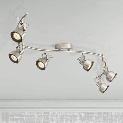 Pro Track Lenny 6-Light Swing Arm Track Fixture - Pro Track by Pro Track (Image #6)