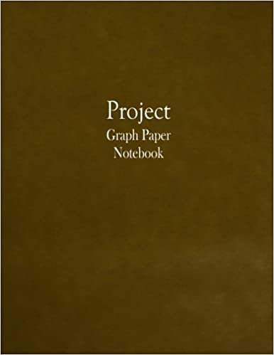 Project Graph Paper Notebook 1 2 Inch Isometric Graph Ruled