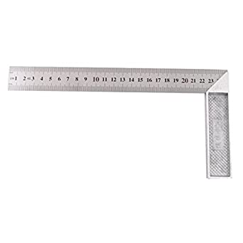 eDealMax 25 cm a 90 grados de Acero inoxidable herramienta ...