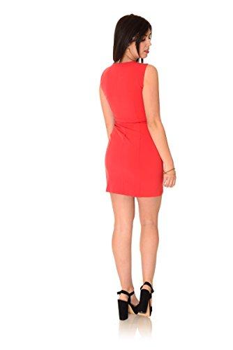 Rosso Rosso Guess Rosso Donna Guess Vestito Guess Donna Vestito Donna Vestito qtwvf0T