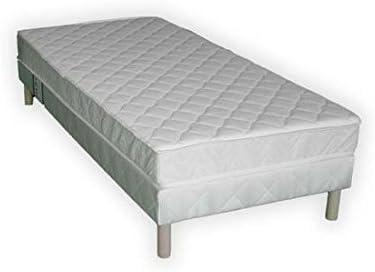 Mobilier Deco Conjunto somier + colchón 90 x 190 cm