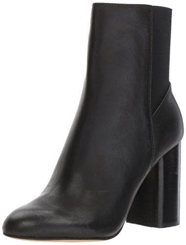 Women's Dolce Boot Vita Fashion Leather Black Ramona rrwC5Pxq4