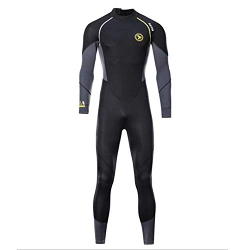 Men Diving Suit Surf Clothing Sunscreen Winter Swimming Warm Snorkeling Bodysuit Jellyfish Clothes XXXL