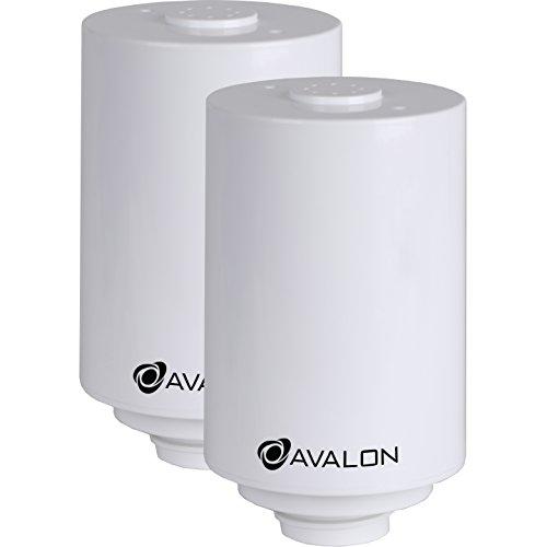 Avalon Replacement Filter for Avalon's Ultrasonic Digital Zero Noise Technology Digital Humidifier (models: A2HUMIDIFIERWHITE/A3HUMIDIFIERWHITE) - 2 Pack