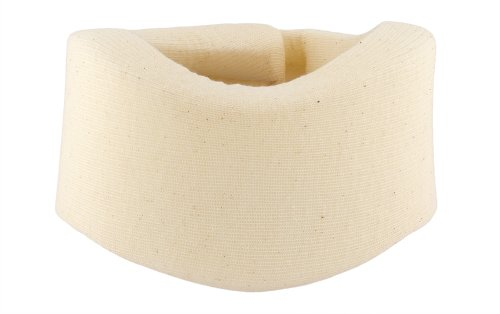 Body Sport ZZRB137 Cervical Collar with Velcro Closure, 3-Inch - 3 Inch Collar Cervical Contoured