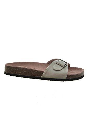 sandales - nu pieds les p'tites bombes opaline gris