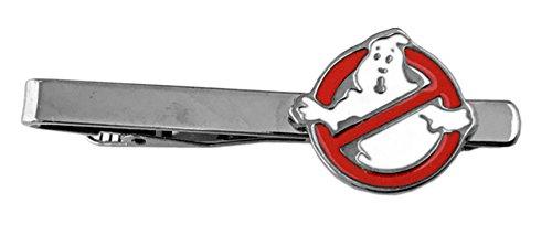 Outlander Ghostbusters No Ghost - Movie Series - Tiebar Tie Clasp Wedding Superhero Logo w/Gift Box by Outlander