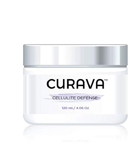 Curava Cellulite Defense | Anti Cellulite Slimming Cream For All Skin Types and Ages