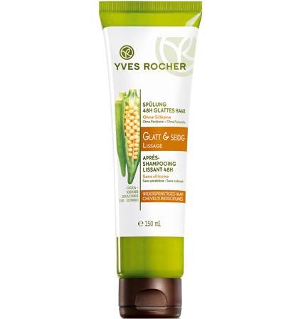 Yves Rocher - Spülung Glatt und Seidig: Für glattes, seidig schimmerndes Haar.