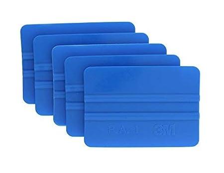 3M Hand Applicator Squeegee Bundles (25 Blue Squeegee Set)