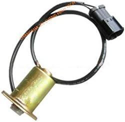 PC200-6 6D102 excavator rotary solenoid valve 206-60-51132 2066051132