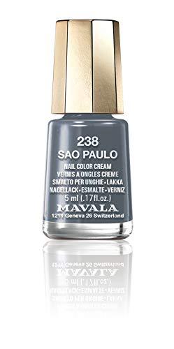 Mavala Mini Color Paulo Cinza