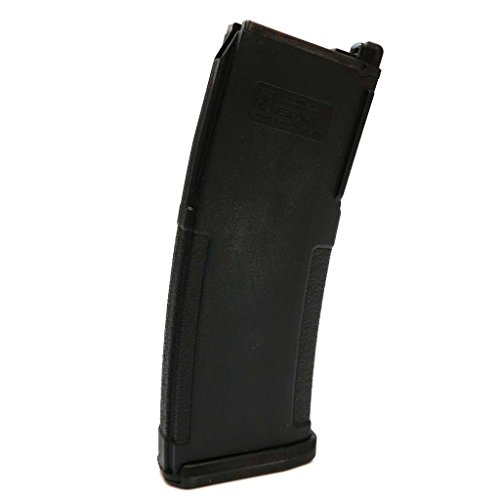 Airsoft Shooting Gear PTS (KWA) EPM 40rd Enhanced Polymer GBBR Magazine Black by Airsoft Shopping Mall