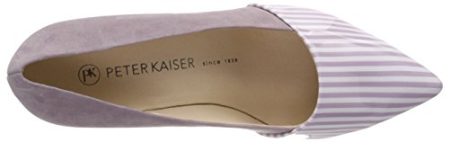 Peter KaiserCaren - Scarpe con Tacco Donna Rot (Pastell Lines Suede)