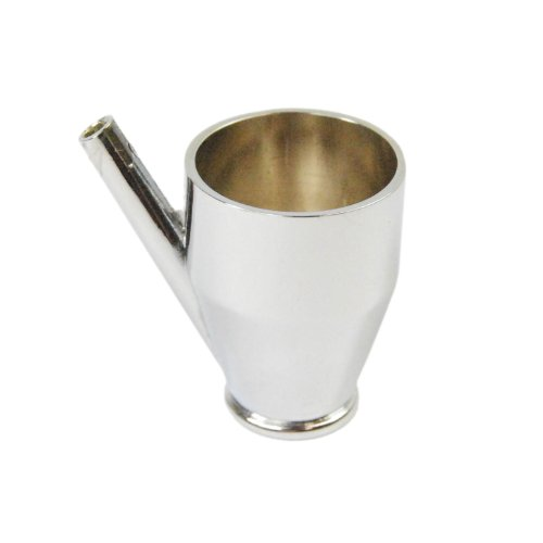 Cup Paasche - Master Airbrush Brand Metal Siphon Feed Cup