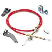 B&M 81020 Console Hammer Automatic Shifter Conversion Kit for C4 Transmission