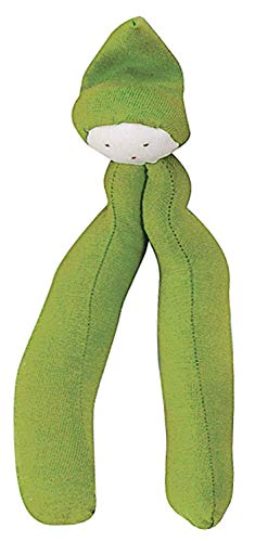 - Under the Nile Organic Cotton Stuffed Fruit or Vegetable (Green Bean)