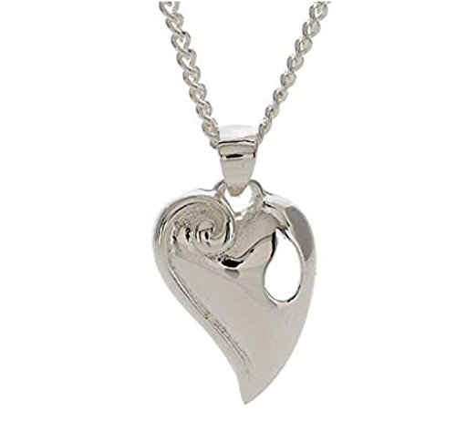 Reunion Heart Necklace (Loving Heart Necklace)
