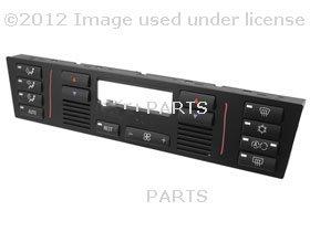 Genuine BMW Climate Control Panel E39 (X5 E53) 520i 540i 530i M5 528i 525i ++