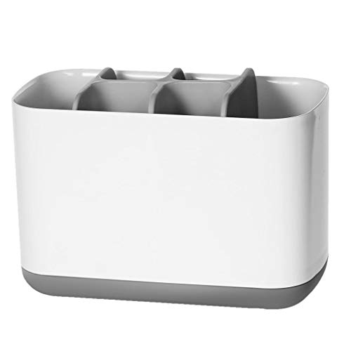 Thobu Large Toothbrush Caddy Holder Bathroom Storage Rack Di