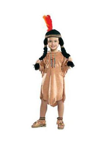 India (Indian Girl Child Costume)