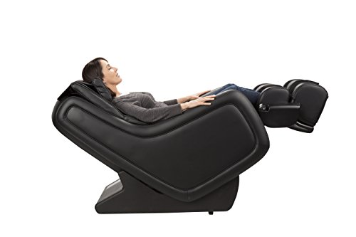 Human Touch ZeroG 5.0 Zero-Gravity Premium Massage Chair with 3D Massage, Black Color Option