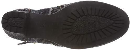 Noir Noir Ankle Women's 02 Vita Boots Edwige Black Laura IwH018nSqq