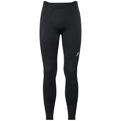 Odlo Performance Warm Leggings - AW18 - Small - Black by Odlo (Image #2)