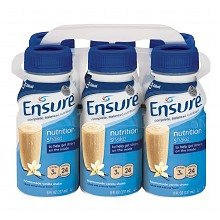 Ensure - Vanilla - 24 ct. 5250459 by Abbott Nutrition
