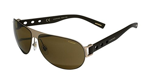 Sunglasses Chopard SCHB 83 Matt Red Gold 8Adp (Sunglasses For Men Chopard)