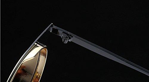 Sol a Prueba a A Polvo Gafas conducción de explosiones e de Espejo Sol de Prueba Impermeable PC Yfqw5X