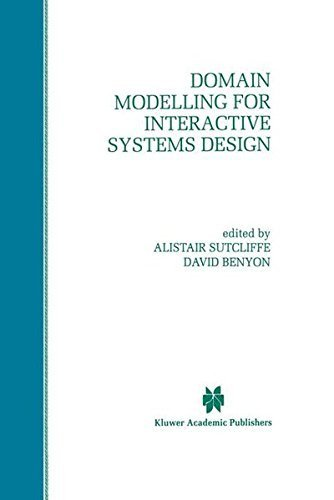 Download Domain Modelling for Interactive Systems Design Pdf