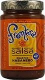 Frontera Foods Very Hot Habanero Salsa 16 oz. (Pack of 6)
